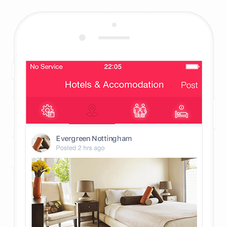 Hotels and Accomodation